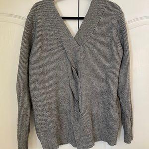 Grey Seven Sisters Sweatshirt in Size M